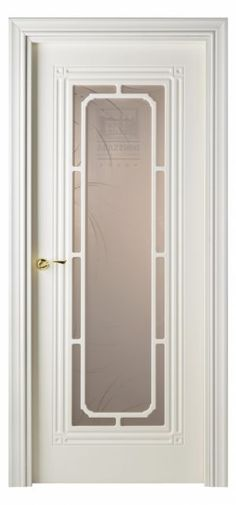 Arazzinni Cabla Vetro Interior Door White Ash. The Arazzinni Cabla Vetro interior door is a door in the traditional style. The pre-finished natural wood veneer adds a classic look to any interior room whether it is your bedroom, office, or bathroom. The natural wood veneer has a vertical direction flowing to the floor. Like all of our doors, the Cabla Vetro is layered with a natural wood veneer to increase durability as well as creating a finish that is pleasing to the eye. The veneer of…