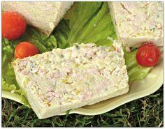 Zucchini bread with ham - Chez Vanda - Rice Recipes Zucchini Bread, Rice Krispie Treats, Chez Vanda, Fodmap, Rice Recipes, Raisin, Entrees, Tapas, Buffet