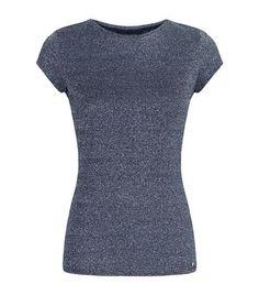 TED BAKER Misy Sparkly T-Shirt. #tedbaker #cloth #