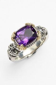 Konstantino 'Hermione' Stone Ring #jewellery #ring