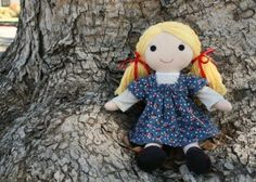 Finished Sewing Projects Wee Wonderful Doll Janice Ryan  Better Off Thread