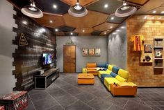 Save A Fortune With These Interior Design Tips Interior Design Photos, Office Interior Design, Office Interiors, Interior Decorating, Room Partition Designs, House Front Design, False Ceiling Design, Studio Interior, Cool Apartments