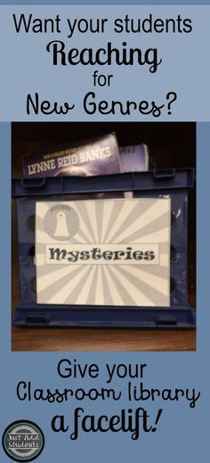 Spruce up your classroom library with these genre labels. Perfect for book baskets and bookshelves. Help your students find just the right genre to expand their reading knowledge!