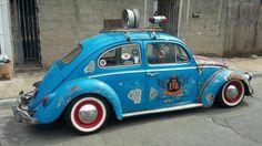 VW Fusca mais conhecido como ratoeirinha kkkkk