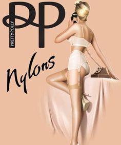 #vintage #advertisements #stockings #nylons #hosiery #stoxbox