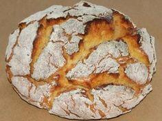 No Salt Recipes, Bread Recipes, Sweet Recipes, Cooking Recipes, Portuguese Sweet Bread, Portuguese Recipes, Artisan Bread, Bread Baking, Dessert Recipes