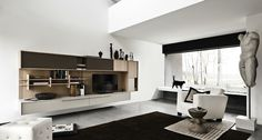 CESAR AND C_DAY K14: STYLE AND ACCURACY FROM THE KITCHEN TO THE LIVING ROOM @designspeaking   @Cesar Cucine & Living