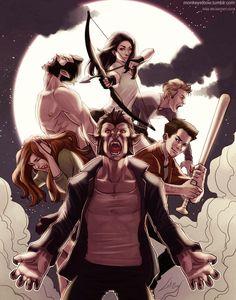 Teen Wolf by Lelia.deviantart.com on @deviantART