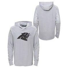 Activewear Sweatshirt NFL Carolina Panthers Team Color XL, Boy's