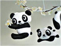 Make a panda mobile