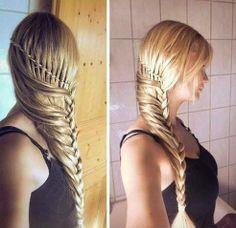 Fashion braid #hairstyle