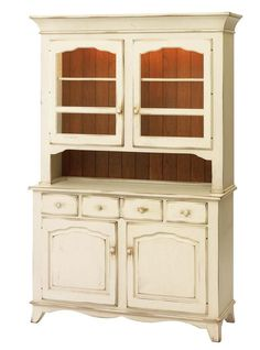 Provence Two Door Buffet Hutch By Keystone