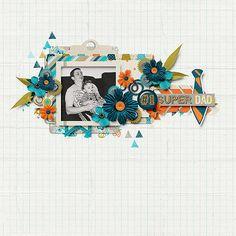Sweet Shoppe Designs::Digital Scrap Kits::Daddytude by Lauren Grier & Melissa Bennett