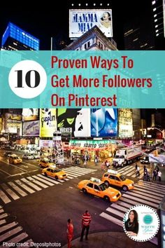 10 Proven Ways to Get More followers on Pinterest!