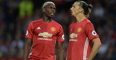 Na estreia de Pogba, Ibrahimovic faz dois gols e Manchester vence