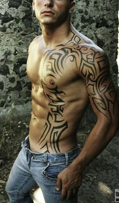 Love this tattoo.. On a guy.. HOLY CRAP