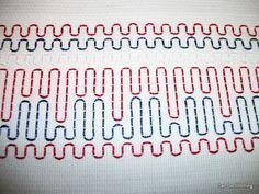 Towel Home Decor Swedish Weaving Huck Americana by CanDoStitching Huck Towels, Swedish Weaving, Stitch, Crafts, Japanese, Design, Home Decor, Tablecloths, Butterflies
