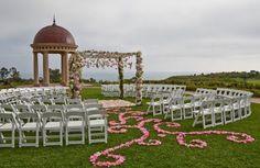 » Decoração para Cerimonias de Casamento ao ar livre – fora da igreja !