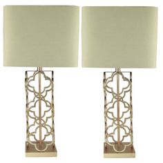 JT Lighting Karmin Table Lamps (Set of 2) - Free Shipping Today - Overstock.com - 19997387 - Mobile