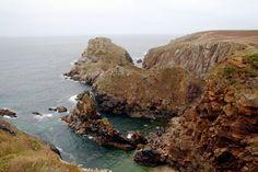 Rutas Mar & Mon: Viaje en coche por Francia, Castillos de Loira, Bretaña y Normandía (2ª Parte) Pointe du Van #PointeduVan #bretagne #normandia #france