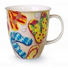 Everyone needs a flip flop mug!