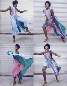 Lupita Nyong'o: The power awakens   Fashion, Trends, Beauty Tips & Celebrity Style Magazine   ELLE UK