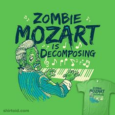combining my love of zombies and classical music...