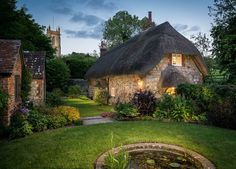 This Cottage Is as Close to Magical as You Can Get  - HouseBeautiful.com