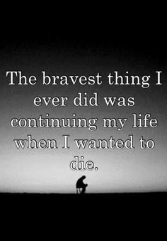 """The bravest thing I ever did..."" Brainless Blogger: August 2014"