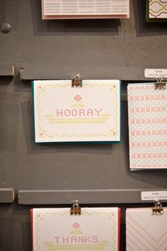 Oh So Beautiful Paper: National Stationery Show 2011 – Part 5