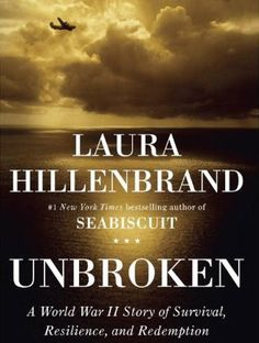 [The Power of Words] @Ginger Marcinkowski reviews New York Times bestseller and Time Magazine's Book of the Year, 'Unbroken.'