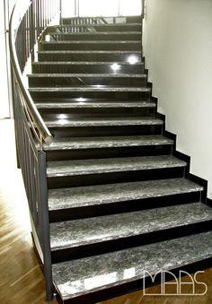 Mit Granittreppen treffen Sie die richtige Wahl  http://www.marmor-deutschland.com/granittreppen-massive-granittreppen