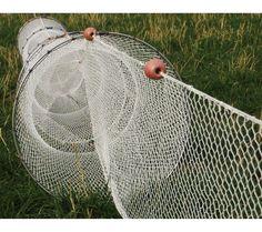 Single Fyke Nets for Eels & Fish. 5 hoop single round or 5 hoop single d. It is a long, bag-shaped fishing net held open by hoops for catching eels & fish.
