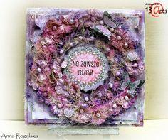 Wedding Card by Anna Rogalska