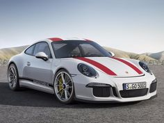 Finally, there's the 911R. It's an ultra-lightweight special edition with only 991 expected to be built worldwide. The 911R is powered by a 500-horsepower, naturally aspirated, 4.0-liter unit that's shared with the GT3 RS. It is also the only 911 that's available exclusively with a manual transmission.