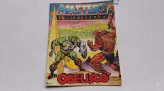 masters del universo mini comic - Foto 1