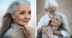 Esta fotógrafa rusa retrató a una bella pareja de ancianos para mostrar que el amor va más allá del tiempo | Bored Panda