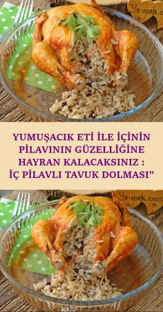 Özel günlerde misafirlerinize sunabileceğiniz biraz zaman alan fakat kolay v … – Diyet Yemekleri – Las recetas más prácticas y fáciles Yummy Recipes, Healthy Meat Recipes, Turkey Meat Recipes, Crockpot Recipes, Eat This, Grilled Meat, Turkish Recipes, Food For A Crowd, Quick Easy Meals