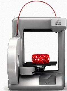 CubeX 3D Printer   RapManUSA.com