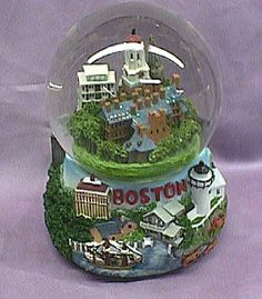 San Francisco Collection Snow Globe Madness Pinterest Boston Musical Globes