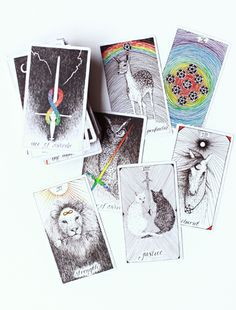 THE WILD UNKNOWN TAROT  I need this deck