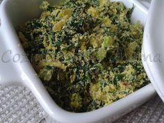 Cozinha sem drama: Farofa de couve com manteiga