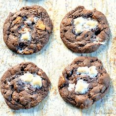 S'mores Cookies   Real Housemoms