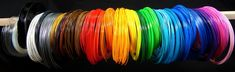 Need A Different 3D Printer Filament Color? Colorilab Has Over 180 #3DPrinting