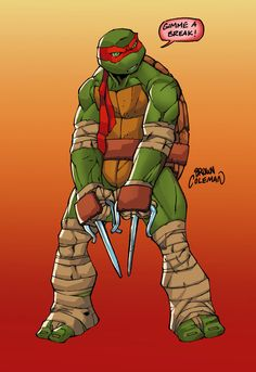 Raphael July 05 2016 by Timothy-Brown on DeviantArt