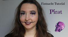 Pirat Makeup Tutorial - Fastnacht/Fasching/Karneval