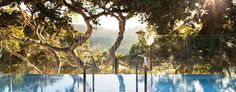 Carmel Valley Ranch: Great views abound at every turn at the 500-acre Carmel Valley Ranch — even from the pool.