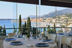 11th best restaurant worldwide in 2014: Mirazur, Menton, France. Located just above the railroad & 120 m from the border between France and Italy & 100 m from the beach. Astrogeographic position: located in defensive, mental water sign Scorpio sign of imaging, sculpting and alchemy. 2nd coordinate in creative innovative, multicultural, abstract, spiritual air sign Aquarius sign of self finding, seeking new dimension and rebellion. Field level 4.