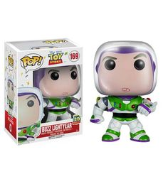 This is a Disney Toy Story POP Buzz Lightyear Vinyl Figure that is produced by Funko. Fans have been eagerly awaiting the release of the Toy Story POP Vinyl's and now they're finally starting to surfa Funk Pop, Disney Pop, Disney Stuff, Figurines D'action, Figurine Star Wars, Pop Figurine, Funko Pop Dolls, Funko Toys, Jessie Toy Story