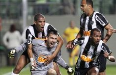 Goalkeeper of Atletico Mineiro greatest hero Copa Libertadores | enko-football